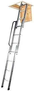 Youngman 313340 - Escalera para áticos (tamaño: 2.3-3