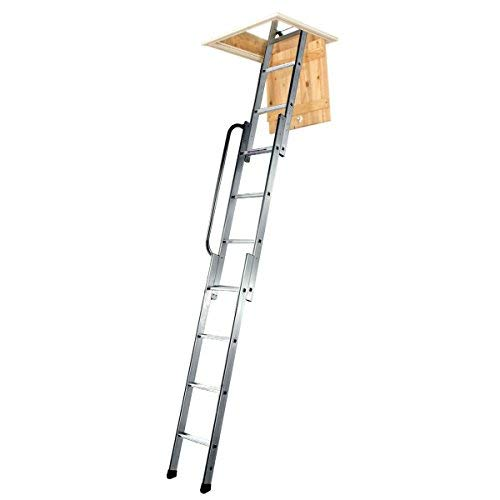 Youngman 313340 Aluminium Loft Leiter 2,3-3,0 m