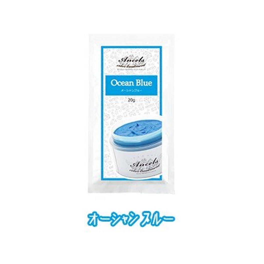 モーター稚魚ベーリング海峡エンシェールズ カラートリートメントバター プチ(お試しサイズ) オーシャンブルー 20g