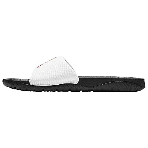Nike Jordan Break Slide, Zapatillas de bsquetbol Hombre, Black Univ Red White, 47.5 EU