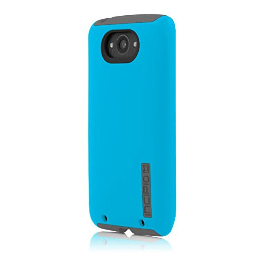 Motorola Incipio Absorbing DualPro Turbo Cyan