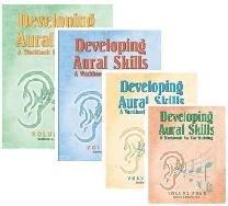 Developing Aural Skills A workbook for Ear-Training Vol 2