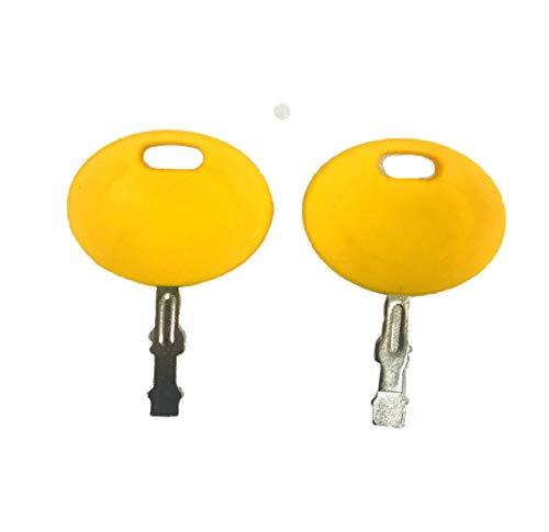2 Pack Tractor keys MTD 625-05000 Fits Cub C