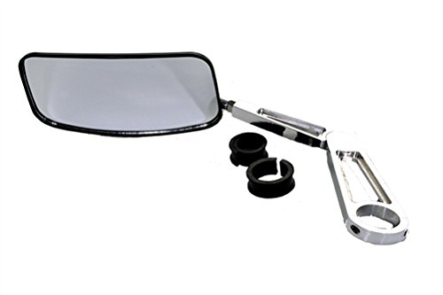 Big Air Articulating Adjustable Arm Wakeboard Tower Mirror with 7