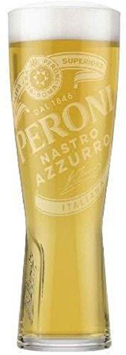 Peroni Signature-Glas, halbes Pint, 1 Stück