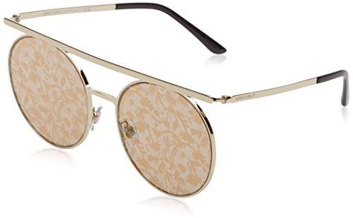 Armani GIORGIO 0AR6069 Gafas de sol, Pale Gold, 56 para Mujer