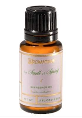 The Smell of Spring Refresher Oil, .5 oz by Aromatique