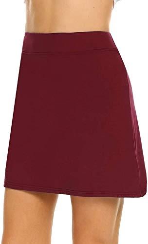 Falda Roja  marca George