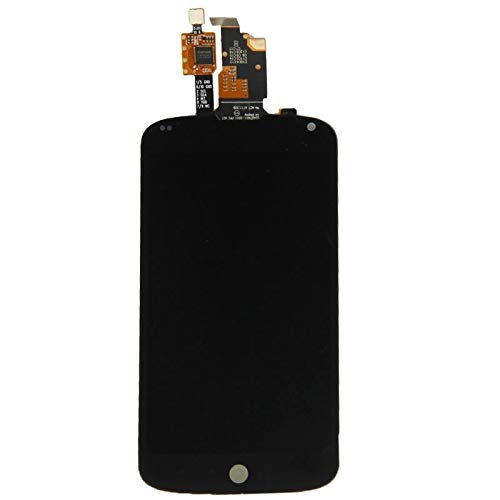 Elektronisches Zubehör IPartsBuy 2 in 1 for LG Nexus 4 / E960 (LCD + Touch Screen) Digitizer Assembly Zubehör