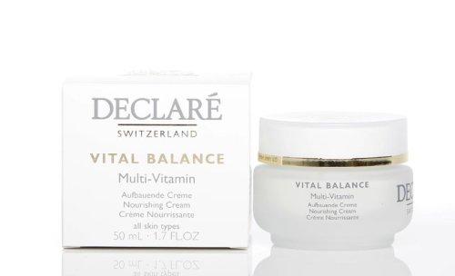 Declaré Vital Balance femme/women Multi-Vitamin Creme, 50 ml