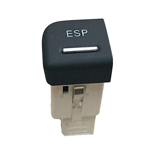 ZHANGJIN Nuevo estacionamiento ESP Interruptor de botón eléctrico Programa de Estabilidad for Audi A4 B6 B7 2002-2008 OEM 8ED 927 134C 8ED927134C 8ED 927 134 C