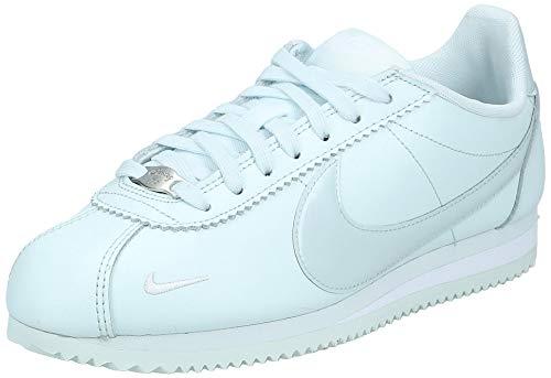 NIKE CLASSIC CORTEZ PREMIUM W Sneakers femmes Groen Lage sneakers