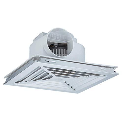 YGB Tyst fläkt, WC badrum köksfläkt fönster vägg tak ventilation frånluftsfläkt
