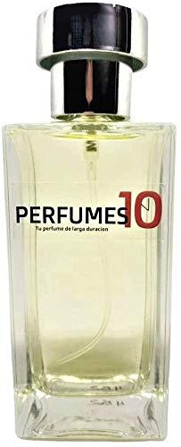 PERFUMES10 -Ultraviolete de Pac Raban 23 - Perfume de alta concentración y calidad 100ml Mujer