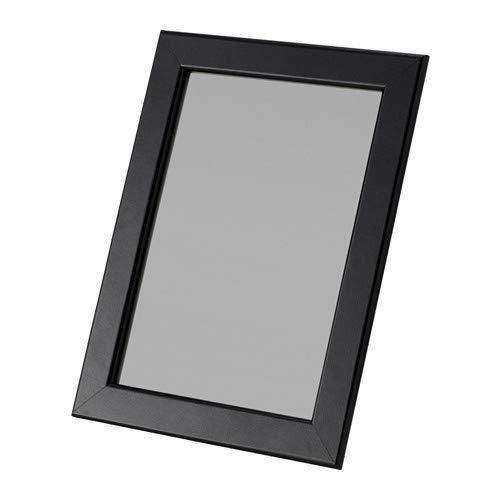 IKEA FISKBO Rahmen in schwarz; (13x18cm); 10 Stück