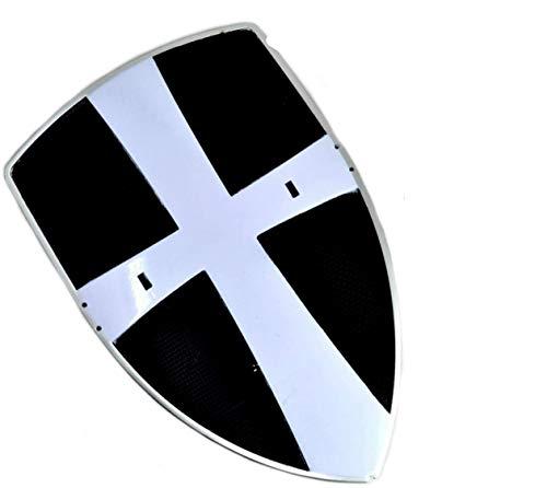 niños Espada Proteger Accesorio 30cm de Espada Escudo de Juguete de Caballero y Juego de Espada Guerrero de Juguete Espada Infantil Dragones Guerrero Medieval Celta escocés