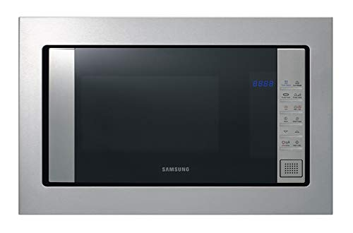 Micro ondes Encastrable Samsung FW77SUST - Micro-Ondes Intégrable Inox - 20 litres - 850 W