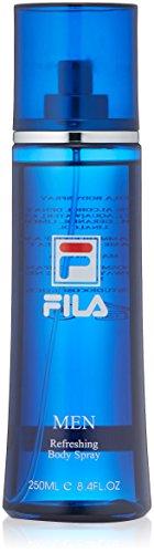 Fila - Fragrance for Men - Eau de Toilette - Oriental Scent with Notes of Bergamot, Lavender, and Cedarwood - Mist - 8.4 oz