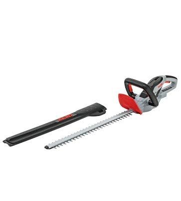 AL-KO Akku-Heckenschere HT 2050 Easy Flex (Li-Ion Akku 20 V, 51 cm Schwertlänge, 15 mm Schnittstärke, Laufzeit bis 45 Min, diamantgeschliffenes Messer, inkl. Schutzköcher)