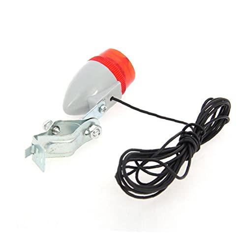 Modificado Molienda De La Lámpara, 6v 3w Potencia Autónomos De La De La Linterna Y Piloto Posterior Luz De La Bici De La Bicicleta De Seguridad Juego De Luces