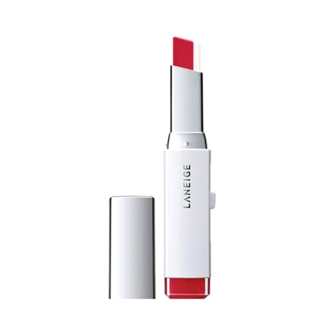 アリ弱い過ちラネージュ(LANEIGE)ツートーンリップバー(Two tone lip bar)2g カラー:4号 ミルクブローリング