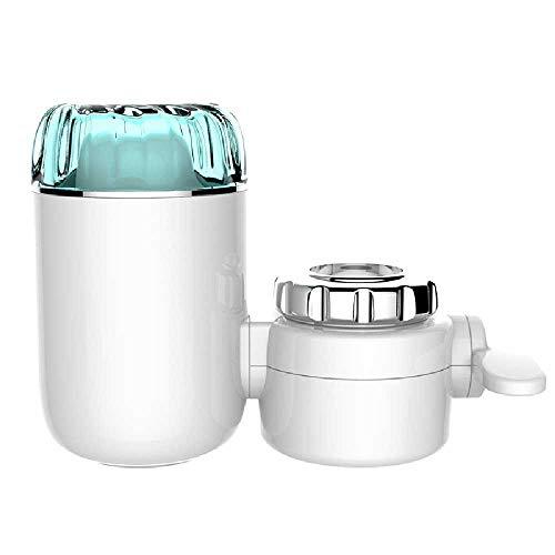 Undersea 5 Lagen Zuivering Keramisch Filter Waterkraan Luchtreiniger Keukenkraan Bevestig Filterpatronen Roest Bacteriën Verwijderen Percolator wit