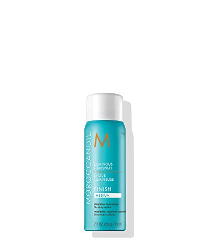 Moroccanoil Luminous Hairspray Medium, Travel Size