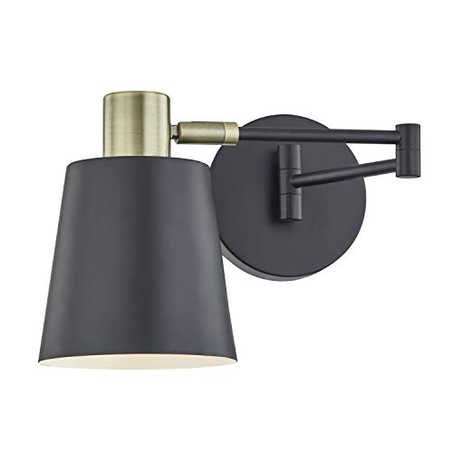 1 Downlight Wall Sconce - 5