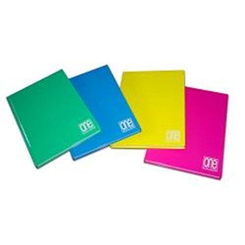 Blasetti One Color quaderno per scrivere 72 fogli Multicolore A5