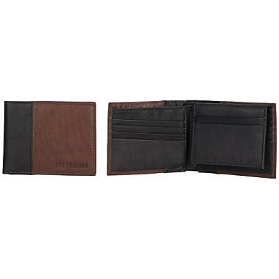 Ben Sherman Men's Passcase Bi-Fold Wallet