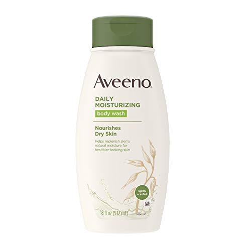 Aveeno Feuchtigkeitsspendende Körperwäsche, 480 ml