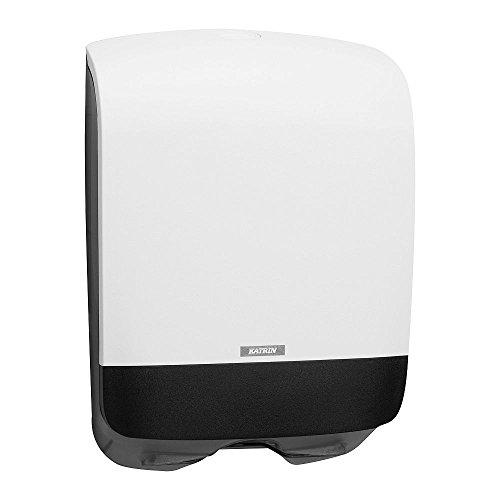 Katrin 90182 Inclusive Papierhandtuchspender, narrow, Weiß