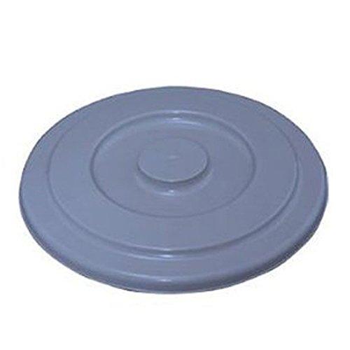 アイリスオーヤマ バケツ フタ ブルー 直径26.4×高さ4.7cm PBC-8