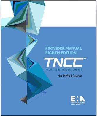 Price comparison product image TNCC Provider Manual 8th Edition