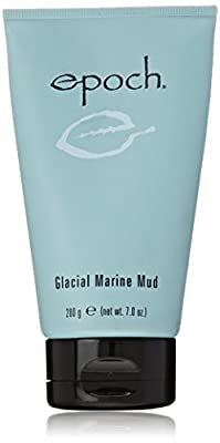 Nu Skin Epoch Glacial Marine Mud - Revitalising clay mask with sea botanicals draws out dirt and impurities from the skin