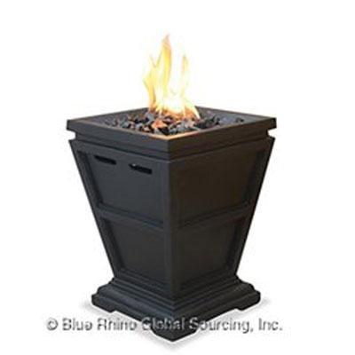 Blue Rhino GLT1343SP - UF LP Gas Column Firepit Small