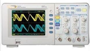 GOWE 50mhz ancho de banda 2canales osciloscopio digital
