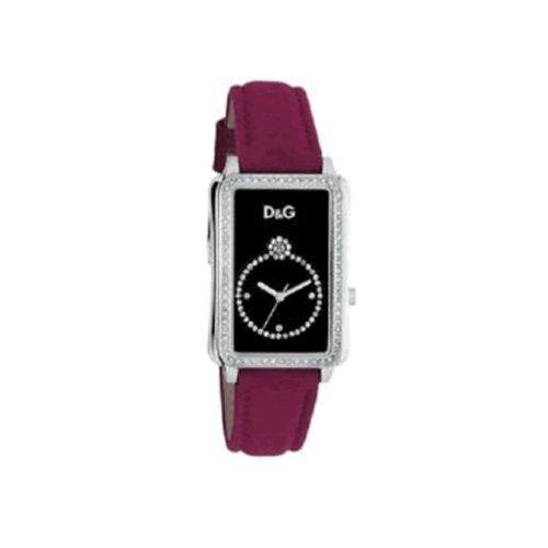 D&G Dolce&Gabbana DW 0115 - Orologio da polso Donna, colore: Rosso