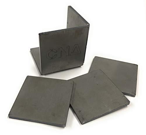 Welding Kit – 11 Gauge Steel Cube – 2 by 2 Inch (2