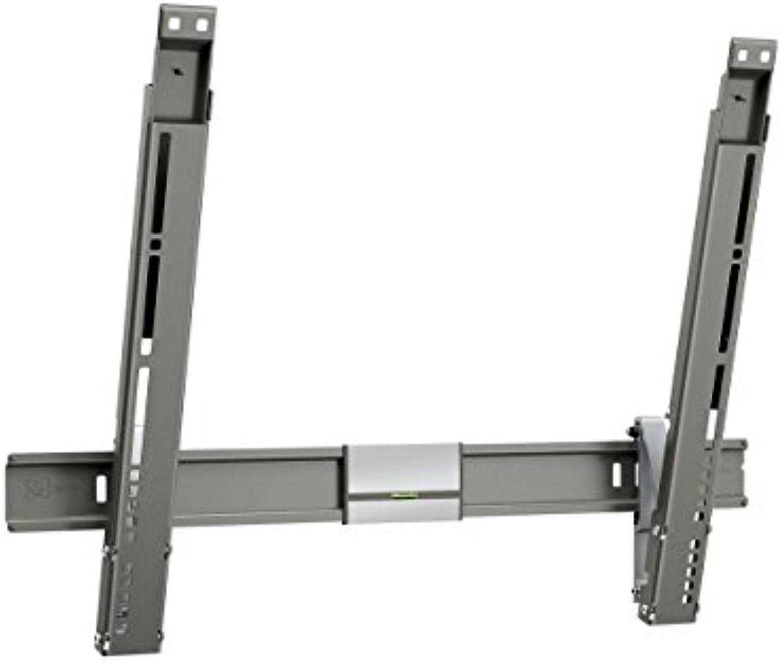 Vogel's THIN 315 TV-Wandhalterung für 102-165 cm (40-65 Zoll) Fernseher, neigbar, max. 25 kg, Vesa max. 600 x 400, grau