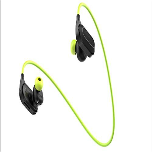 SHWEJ Bluetooth koptelefoon beweging hartslag lopen real-time bewaking oorstekker muziekbesturing mobiele telefoon lijn