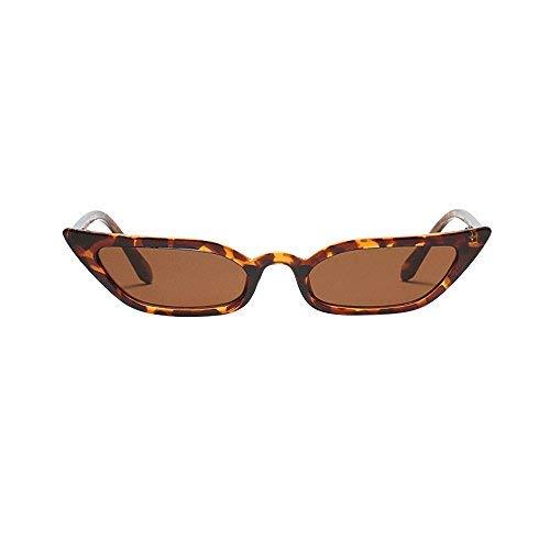 Occhiali Donna ITISME Vintage di Gatto Occhiali da Sole Hippie Retro Occhio Piccola Cornice Protezione UV Signore Della Moda Regalo