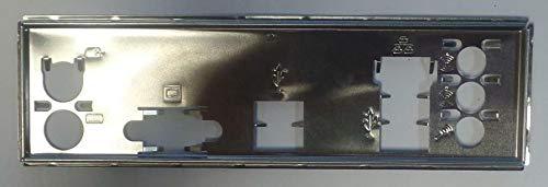 ASRock N68-VS3 FX nForce 630a - Blende - Slotblech - IO Shield