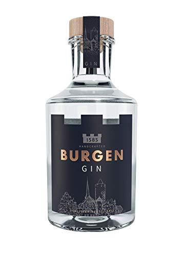 Burgen Premium Gin 45% vol. (1 x 0.2 l)