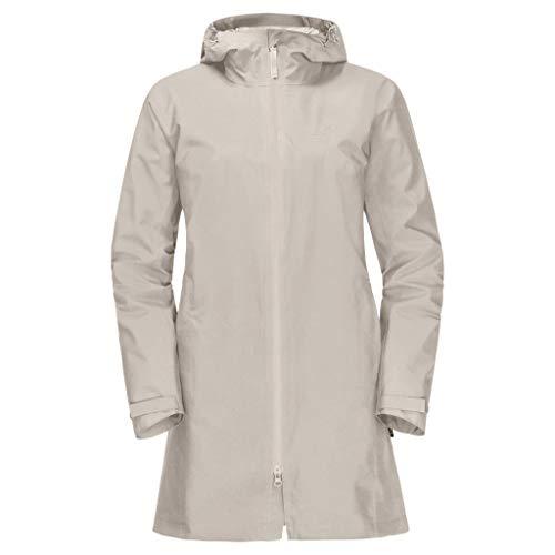 Jack Wolfskin Damen Jwp Coat W Jacke, Winter Pearl, M