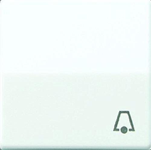 Jung AS591KWW Wippe mit Symbol Klingel