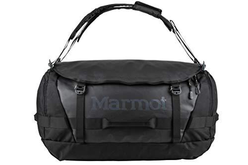 Marmot Erwachsene Long Hauler Duffel Robuste Reisetasche, Black, 75 Liter, 29260