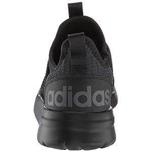 adidas Men's Lite Racer Adapt Running Shoe, Core Black/Black/Grey, 11 M US