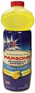 Armaly Brands 227600 28 oz Brillo Lemon Parson Ammonia