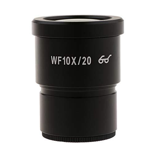 chiwanji Super Weitfeld Mikroskop Okular Glasauge Lupe